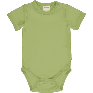 Maxomorra Pear Short Sleeved Bodysuit
