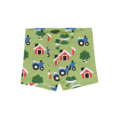 Maxomorra Forest Farm Boxer Shorts
