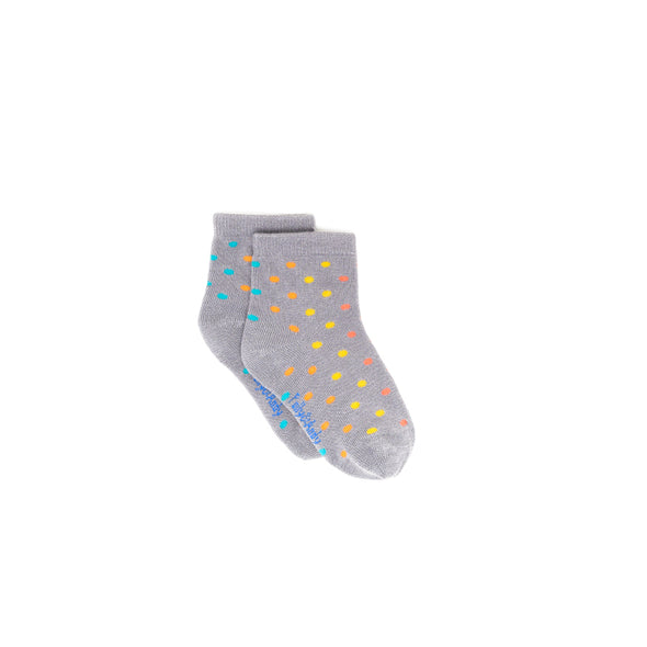 Polly & Andy Bamboo Seam Free Dots Socks