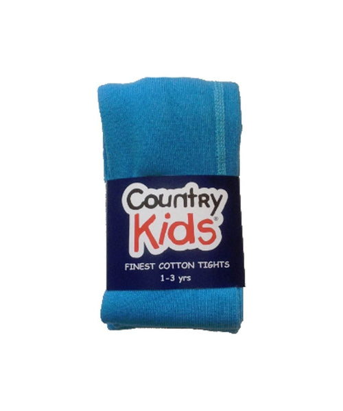 Country Kids Turquoise Tights