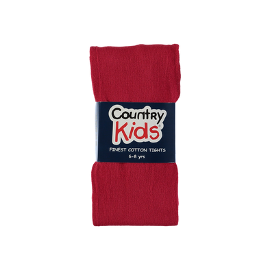 Country Kids Ruby Red Tights