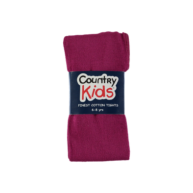 Country Kids Plum Tights
