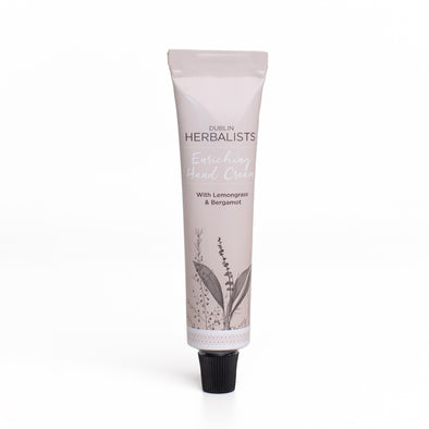 Dublin Herbalists Hand Cream Lemongrass and Bergamot 30ml