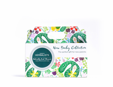 Dublin Herbalists New Baby Collection Gift Set