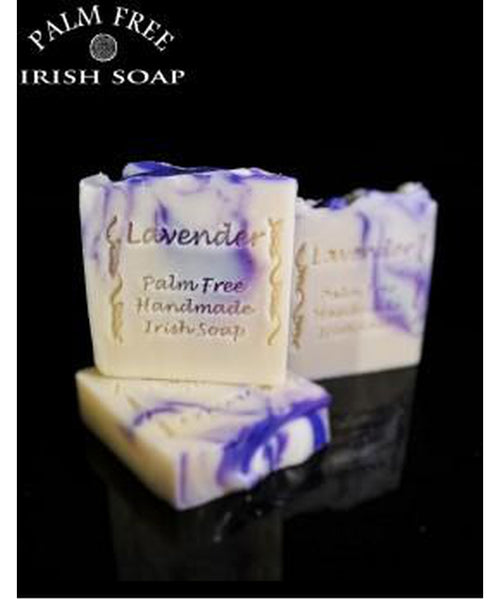 Palm Free Irish Soap Bar Lavender