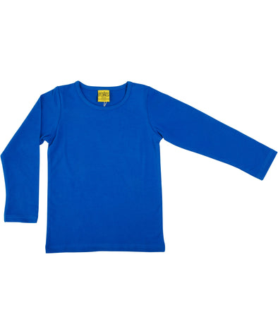 DUNS More Than A Fling Blue Long Sleeved Top - Adult Sizes