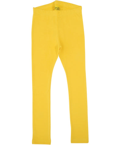DUNS More Than A Fling Warm Yellow Leggings