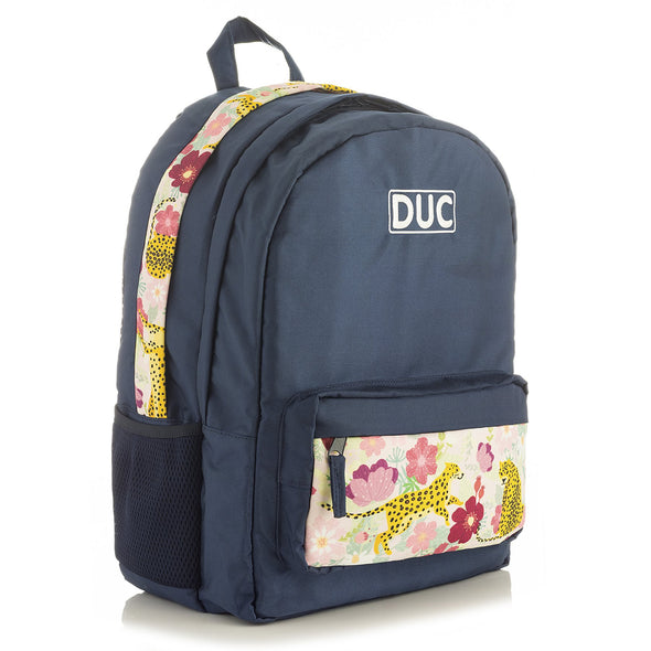 DUC Leopard BB XL Backpack - Recycled Polyester