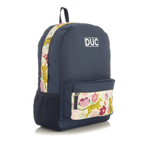 DUC Leopard Backpack - Recycled Polyester