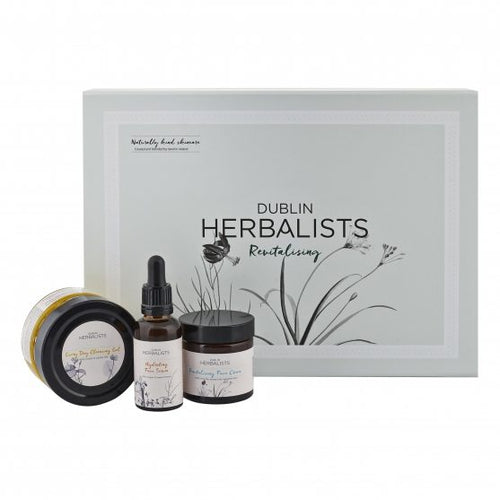 Dublin Herbalists Revitalising Gift Set