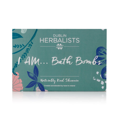 Dublin Herbalists I Am Bath Bomb Gift Set