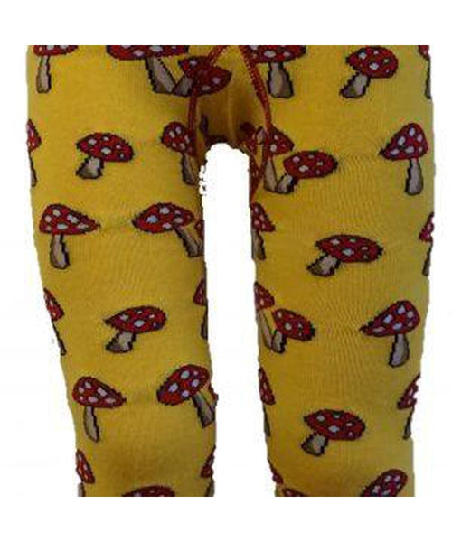 Slugs and Snails Fun Guy Leggings