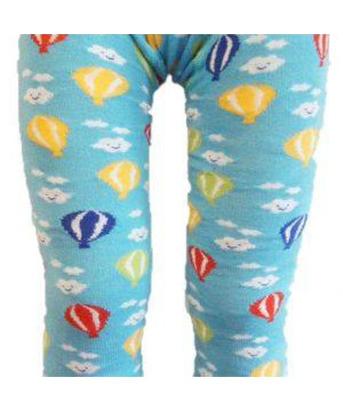 Slugs and Snails Air Balloons Tights