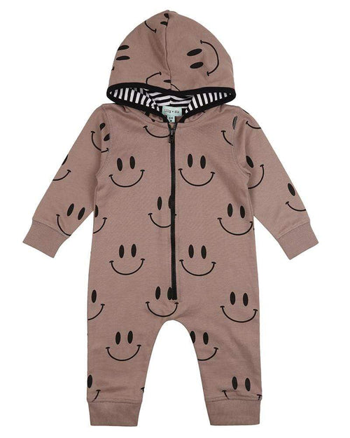 Turtledove London Smiley Outersuit