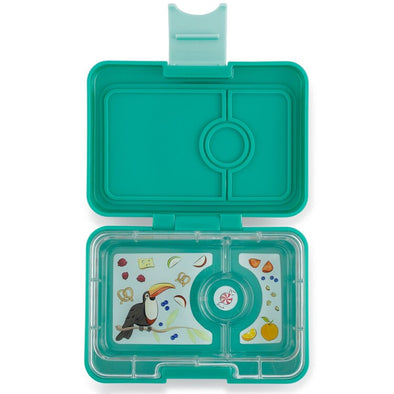 Yumbox Mini Kashmir Blue