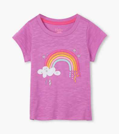 Hatley Over The Rainbow Tie Back T-Shirt