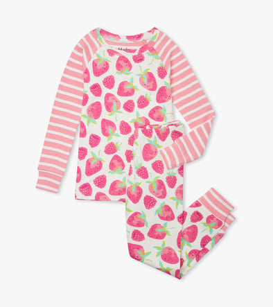 Hatley Delicious Berries Raglan Pyjamas