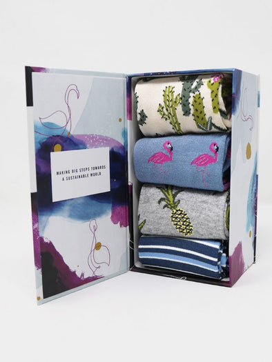 Thought Women's Nettie Sock Box