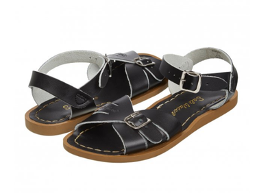 Salt-Water Sandals Classic Black - adult