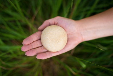 Three Hills Soap Maca and Rosemary Solid Shampoo Refill