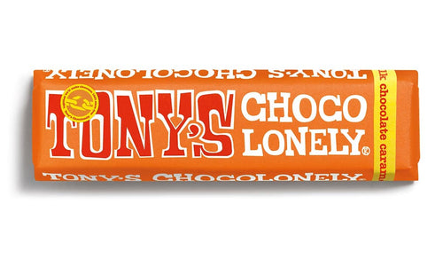 Tony's Chocolonely Sea Salt Caramel 47g