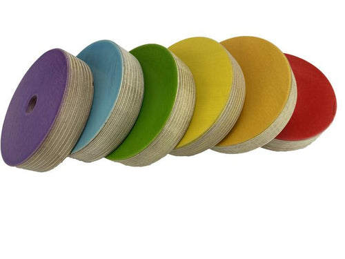 Sawdust and Rainbows Climbing Discs RCD01