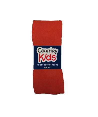 Country Kids Rust Tights