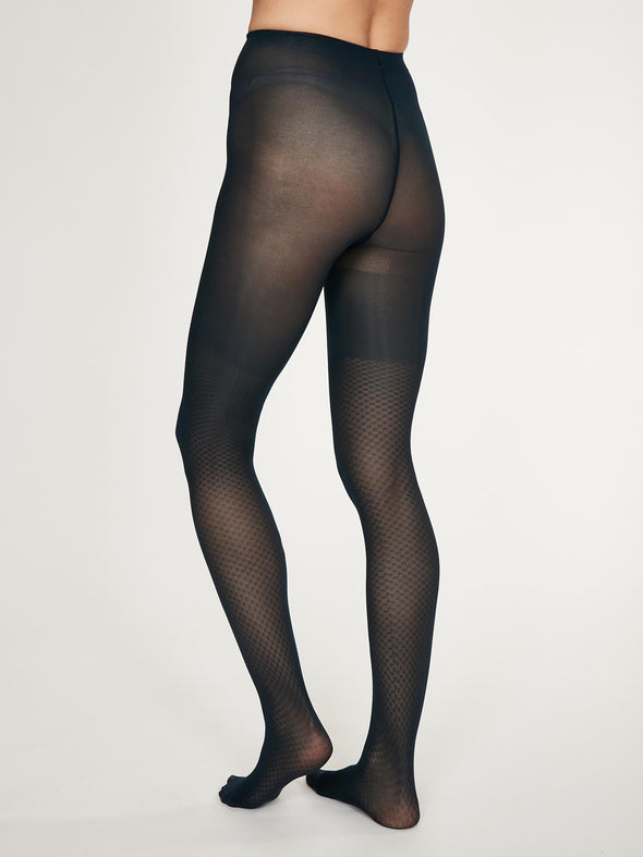 Thought Anna Tights - Black WAC4889
