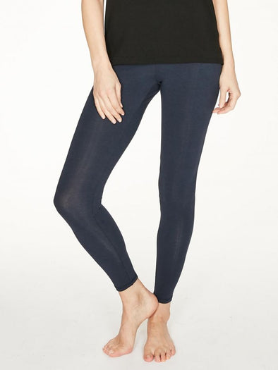 Thought Bamboo Base Layer Leggings - Midnight Navy