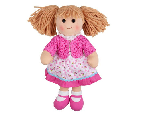 Bigjigs Becky Large Doll