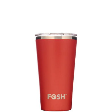 FOSH Blaze Red Social Beaker Insulated Cup