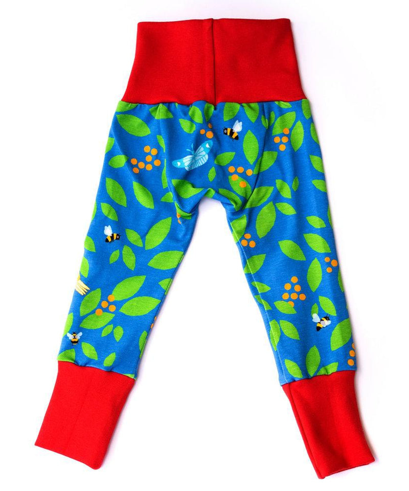 Merle Kids In The Berry Bush Leggings