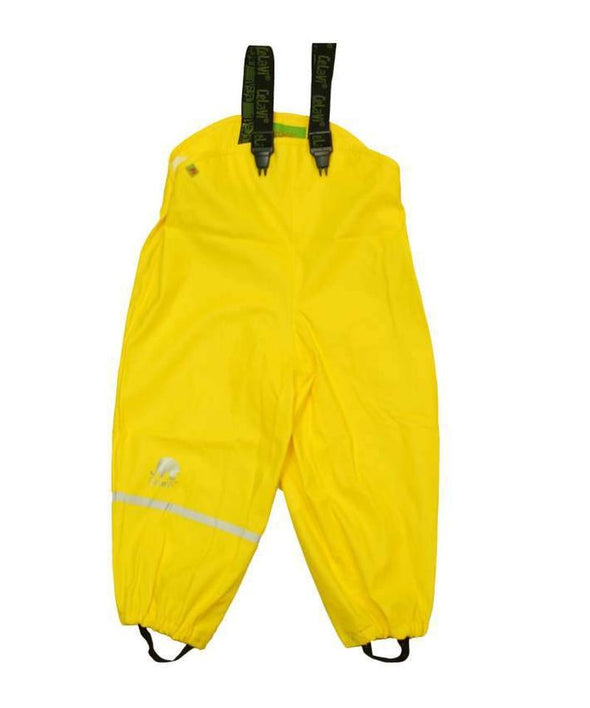CeLaVi Yellow Waterproof Dungarees