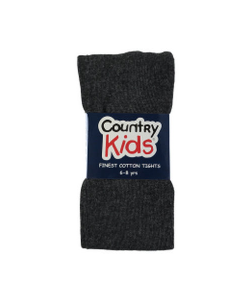 Country Kids Charcoal Tights