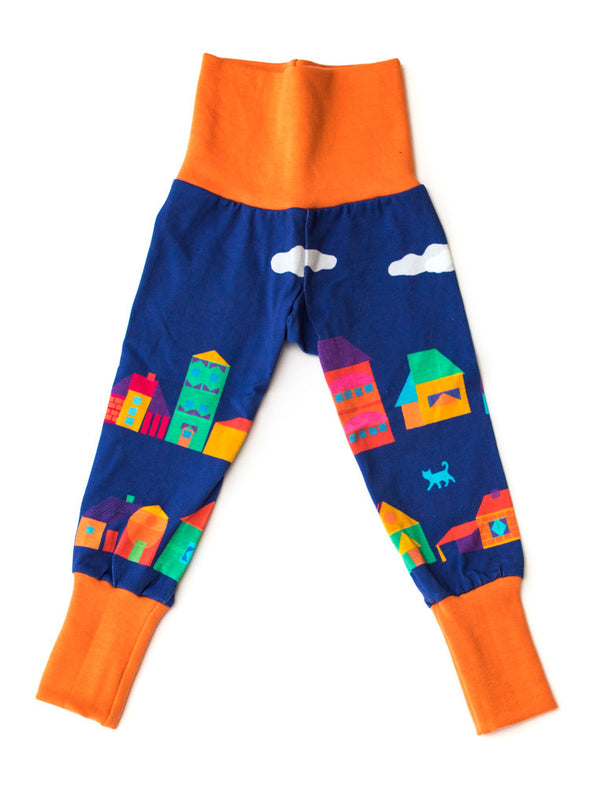 Merle Kids City At Night Leggings