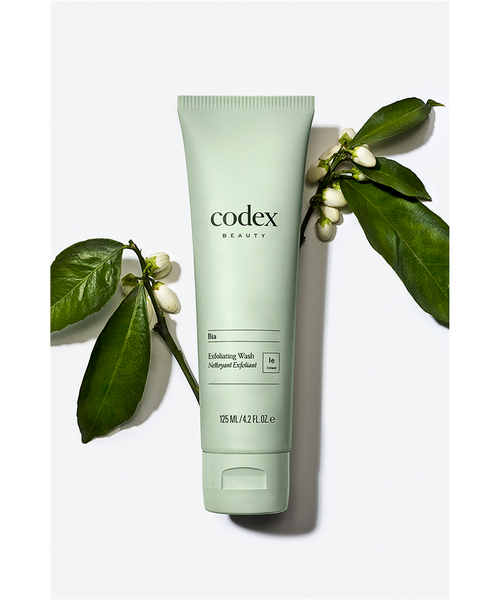 Codex Bia Exfoliating Wash