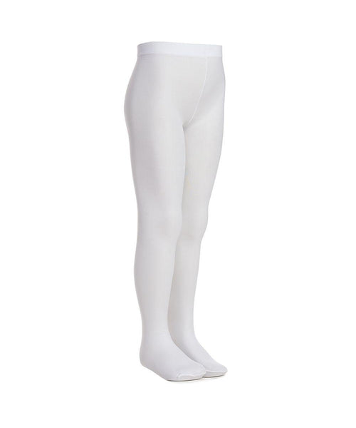Country Kids Microfibre Opaques White