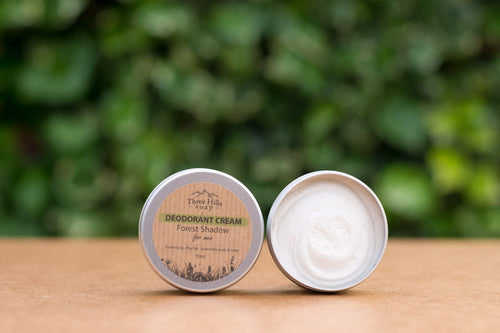 Three Hills Forest Shadow Deodorant Cream