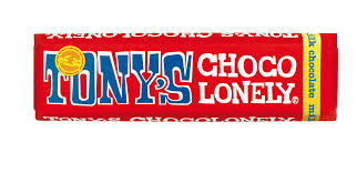 Tony's Chocolonely Milk Chocolate 50g