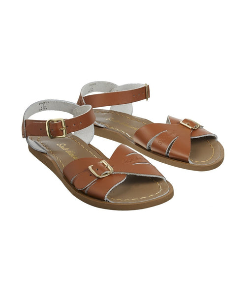 Salt-Water Sandals Classic Tan - adult