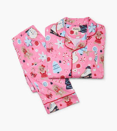 Hatley Sugar Rush Button Down Pyjamas