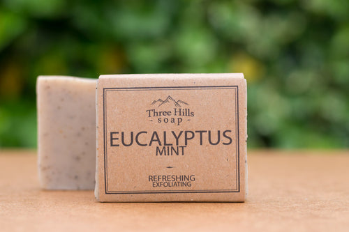Three Hills Soap Eucalyptus Mint Soap