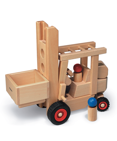 Fagus Wooden Fork Lift