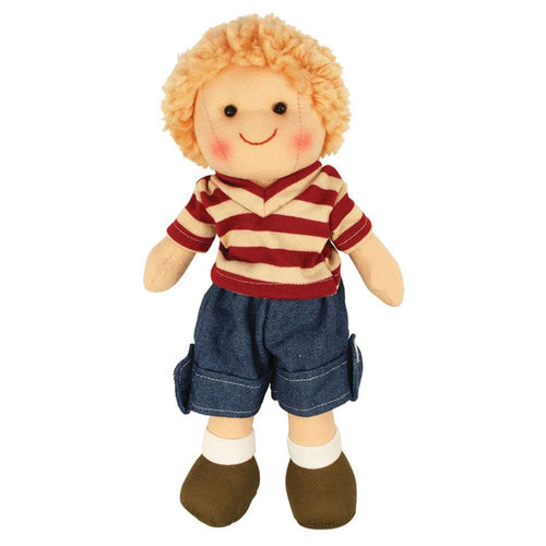 Bigjigs Harry Doll
