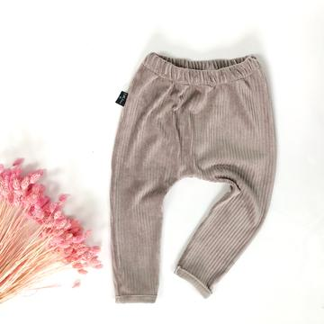 Little Loves Cornwall Grey Cord Chinos