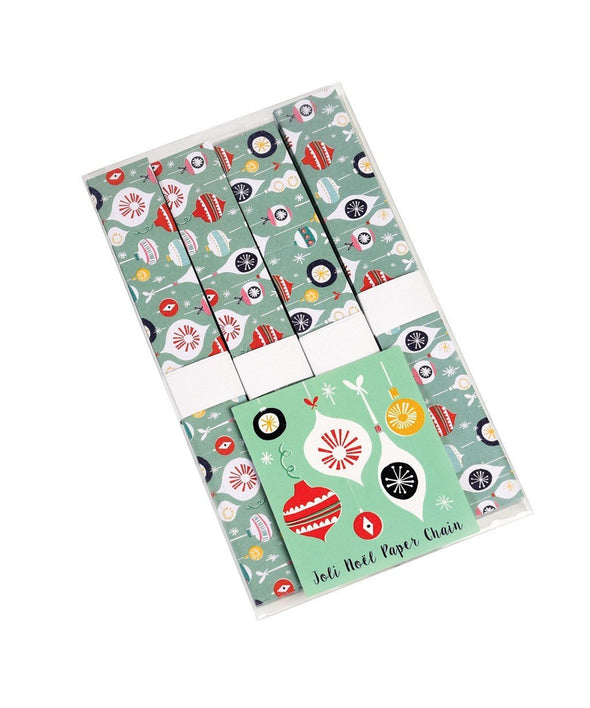 Rex of London Jolie Noel Paper Chain Kit