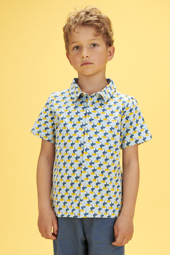 Lily-Balou Toucans Julian Shirt