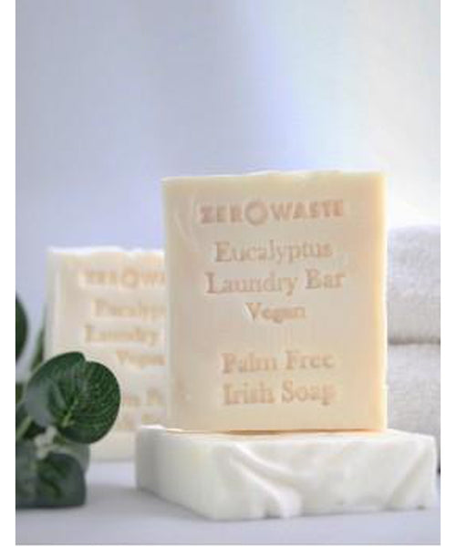 Palm Free Irish Soap Vegan Laundry Bar