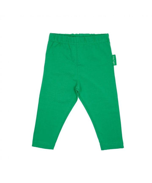 Toby Tiger Green Leggings