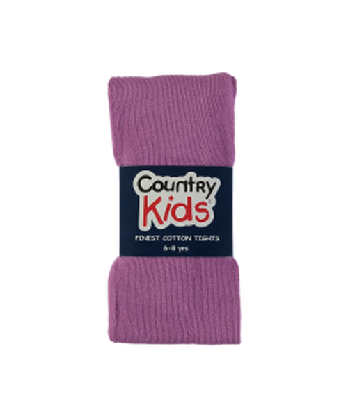 Country Kids Light Plum Tights